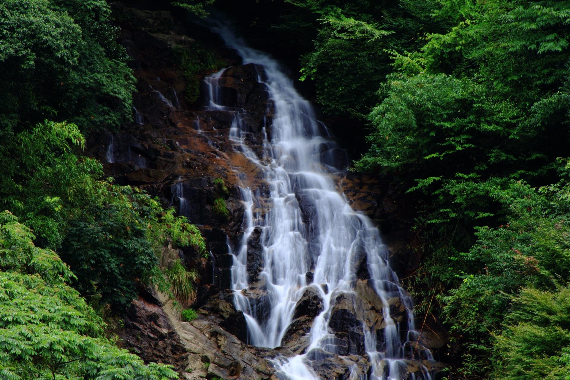 今福の滝の二の滝