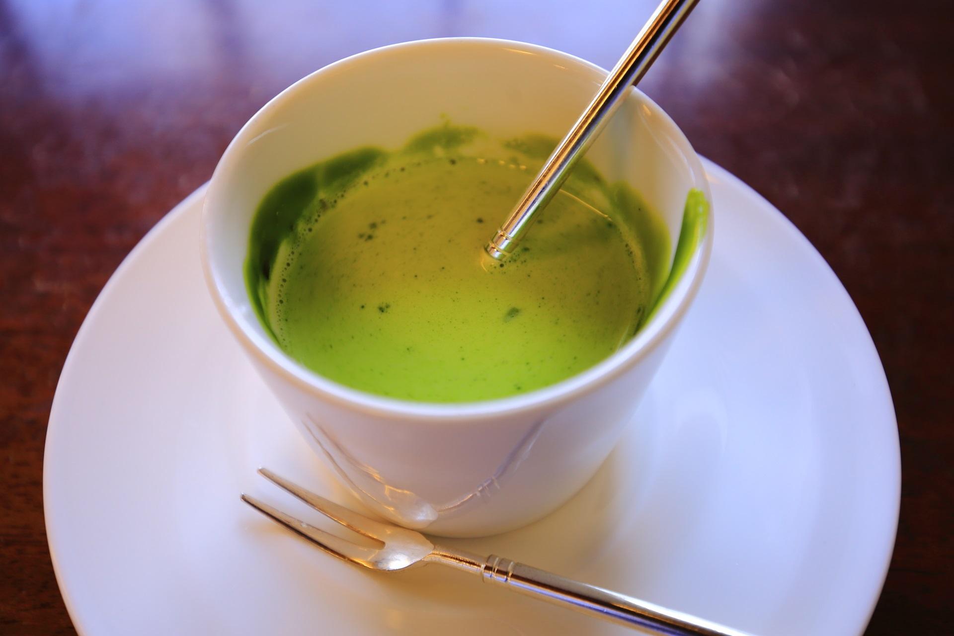 抹茶ミルク 祇園フォンデュ ジュヴァンセル