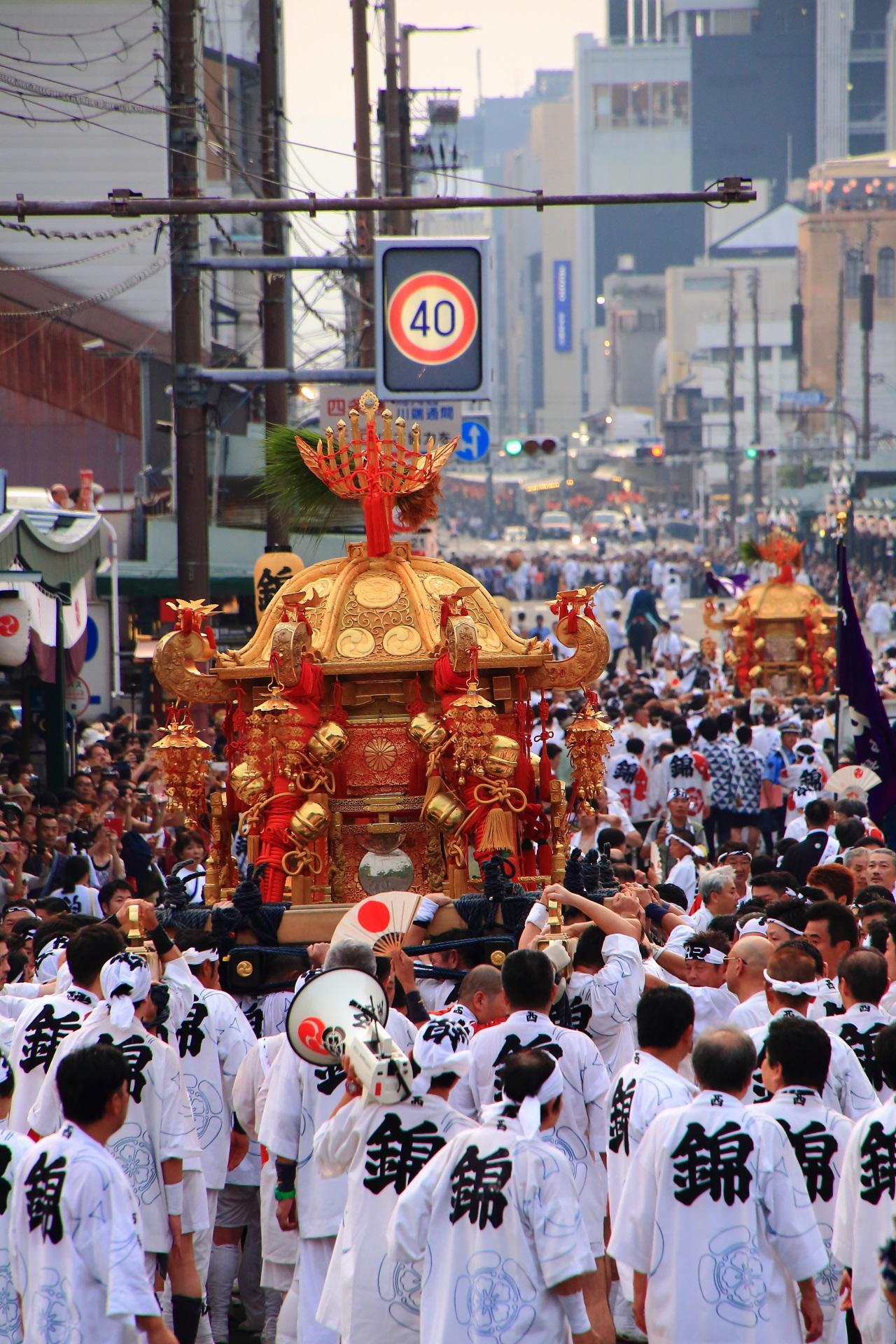 平成最後の暑すぎる夏の神幸祭