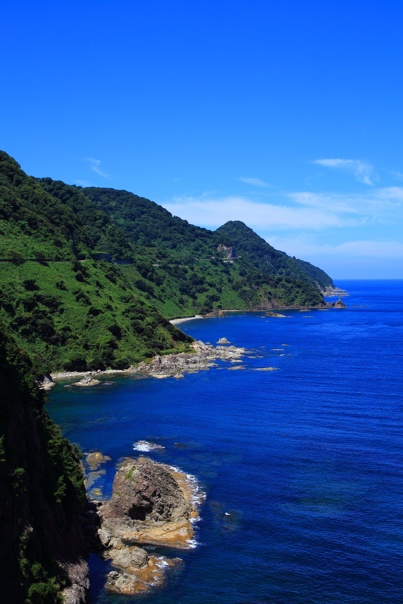 高画質 カマヤ海岸 絶景 写真