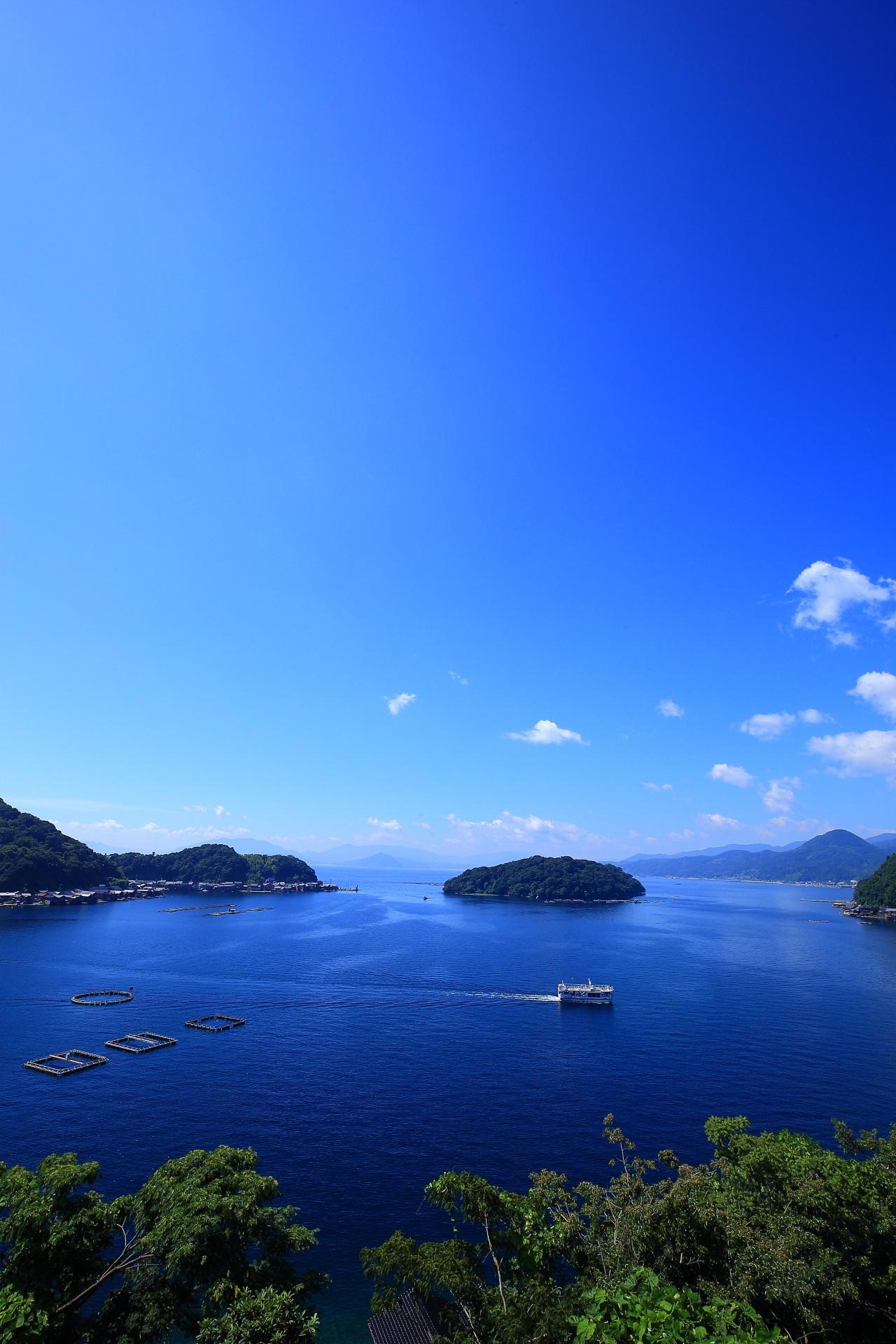 伊根湾や舟屋の素晴らしすぎる情景
