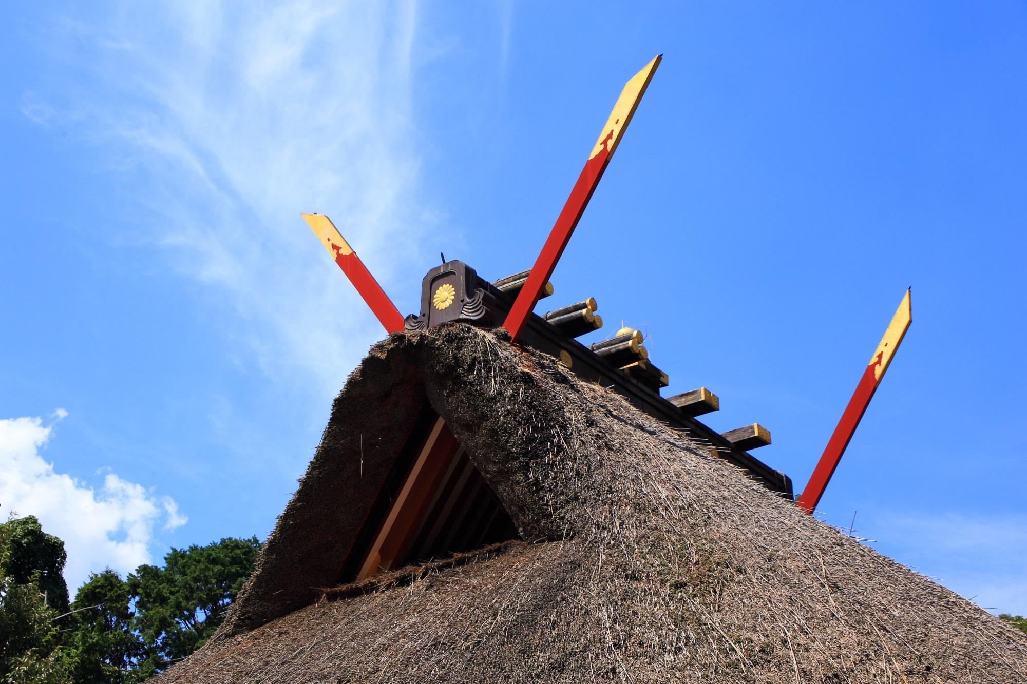 斎場所大元宮高 画質 写真 吉田神社