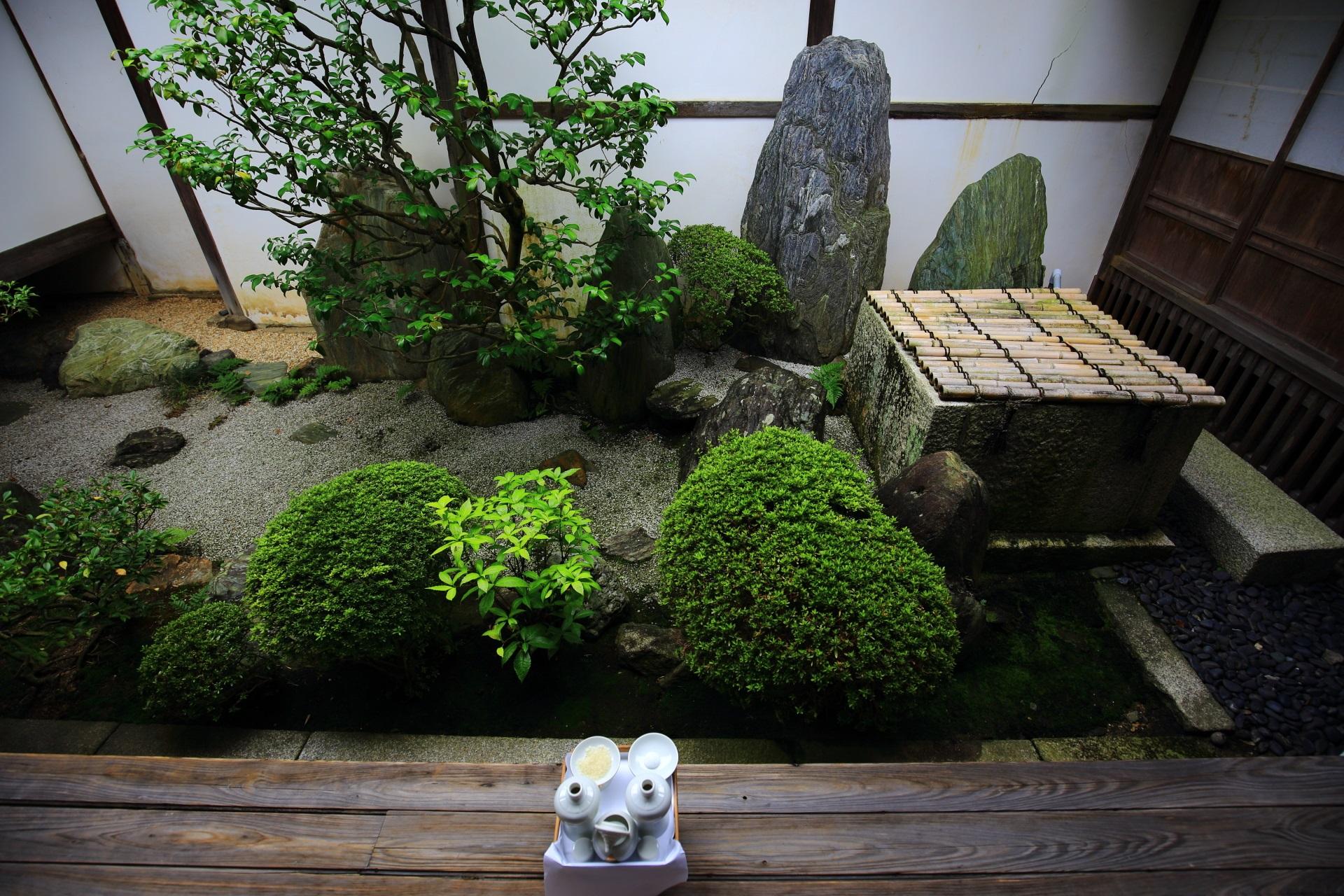 清浄の庭(しょうじょうのにわ)