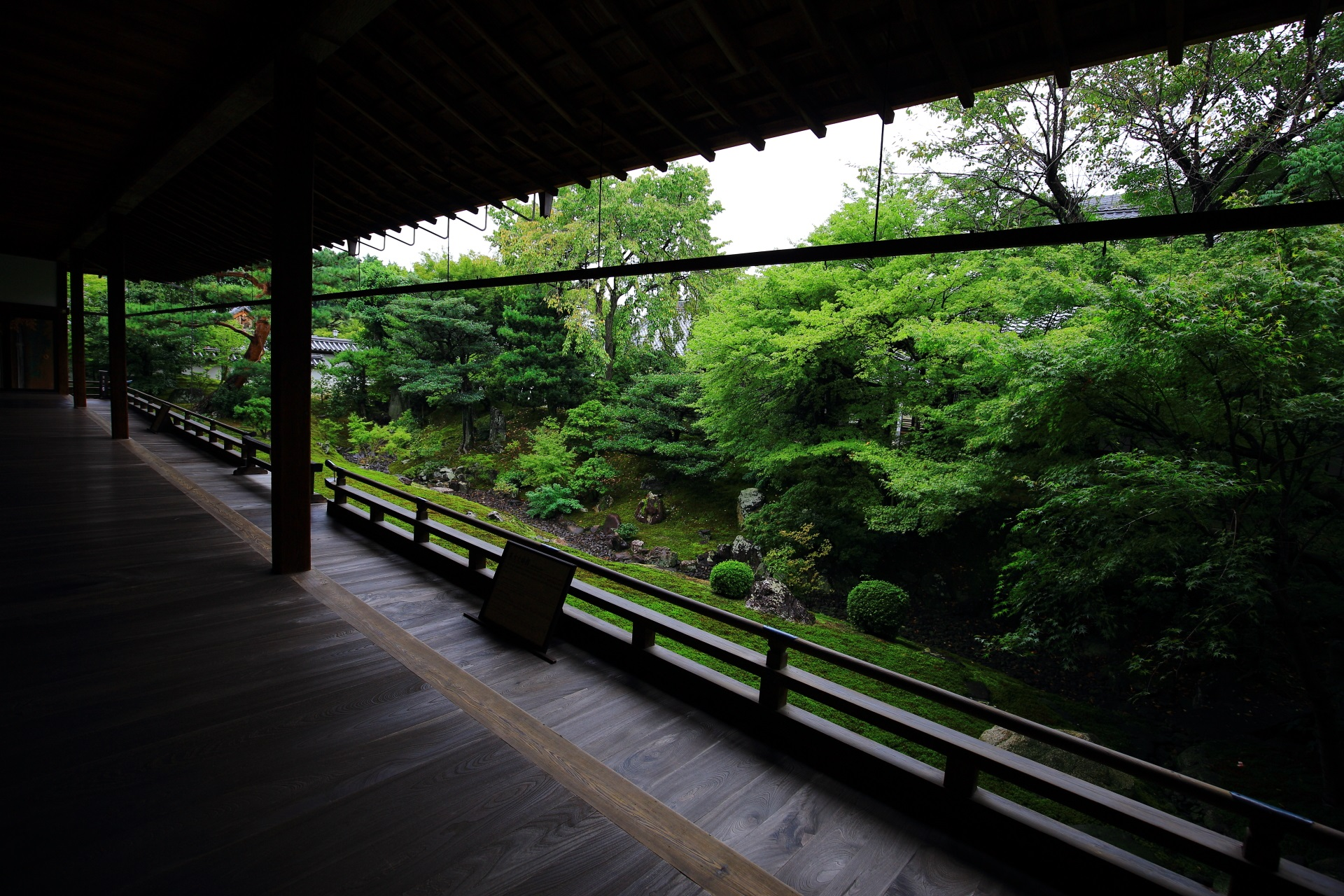 高画質 写真 相国寺 裏方丈庭園