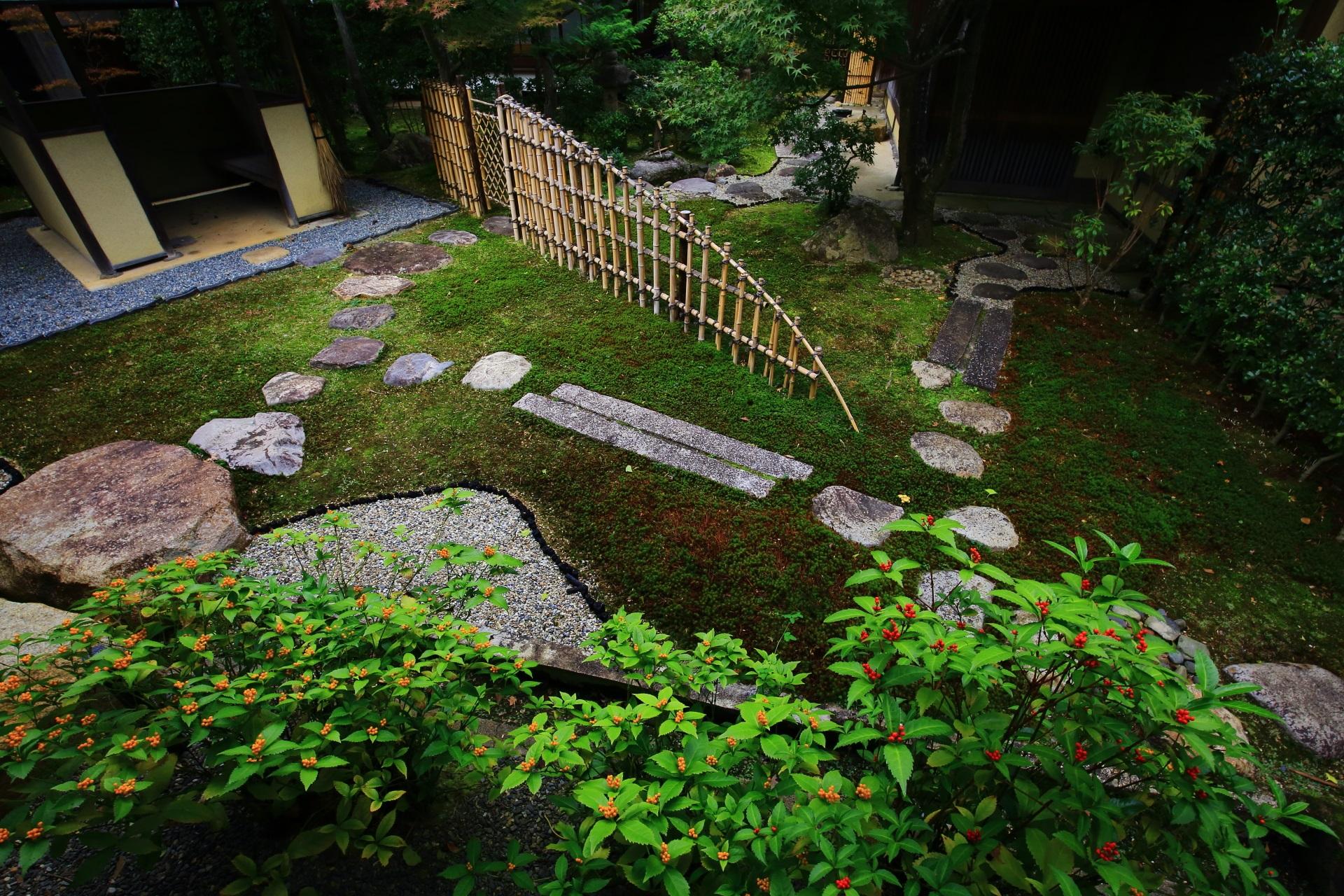 真如堂の素晴らしい庭園や情景