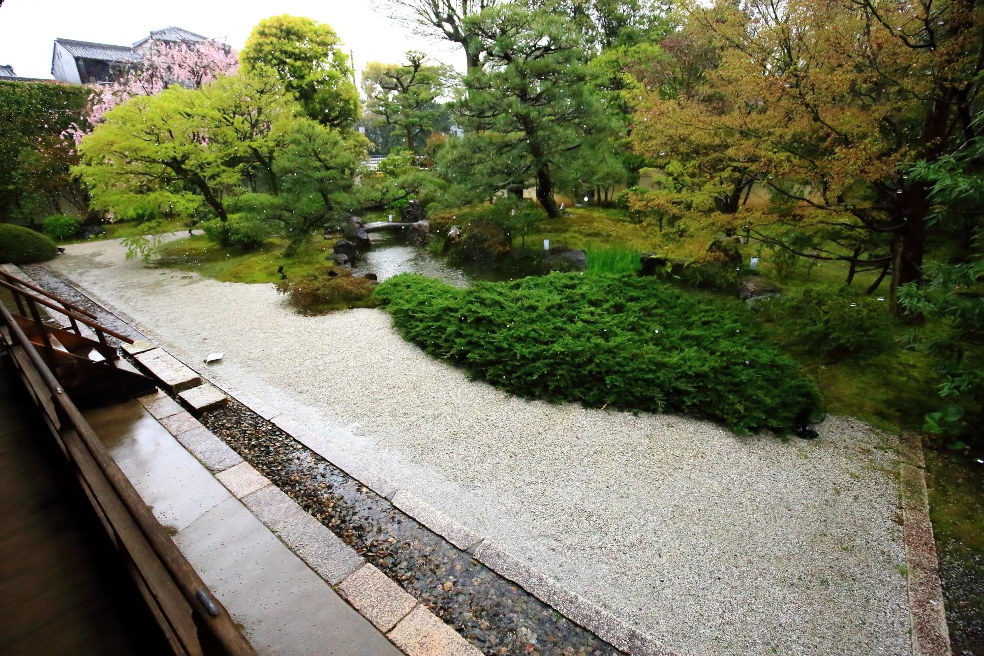 正伝永源院(しょうでんえいげんいん)の素晴らしい庭園