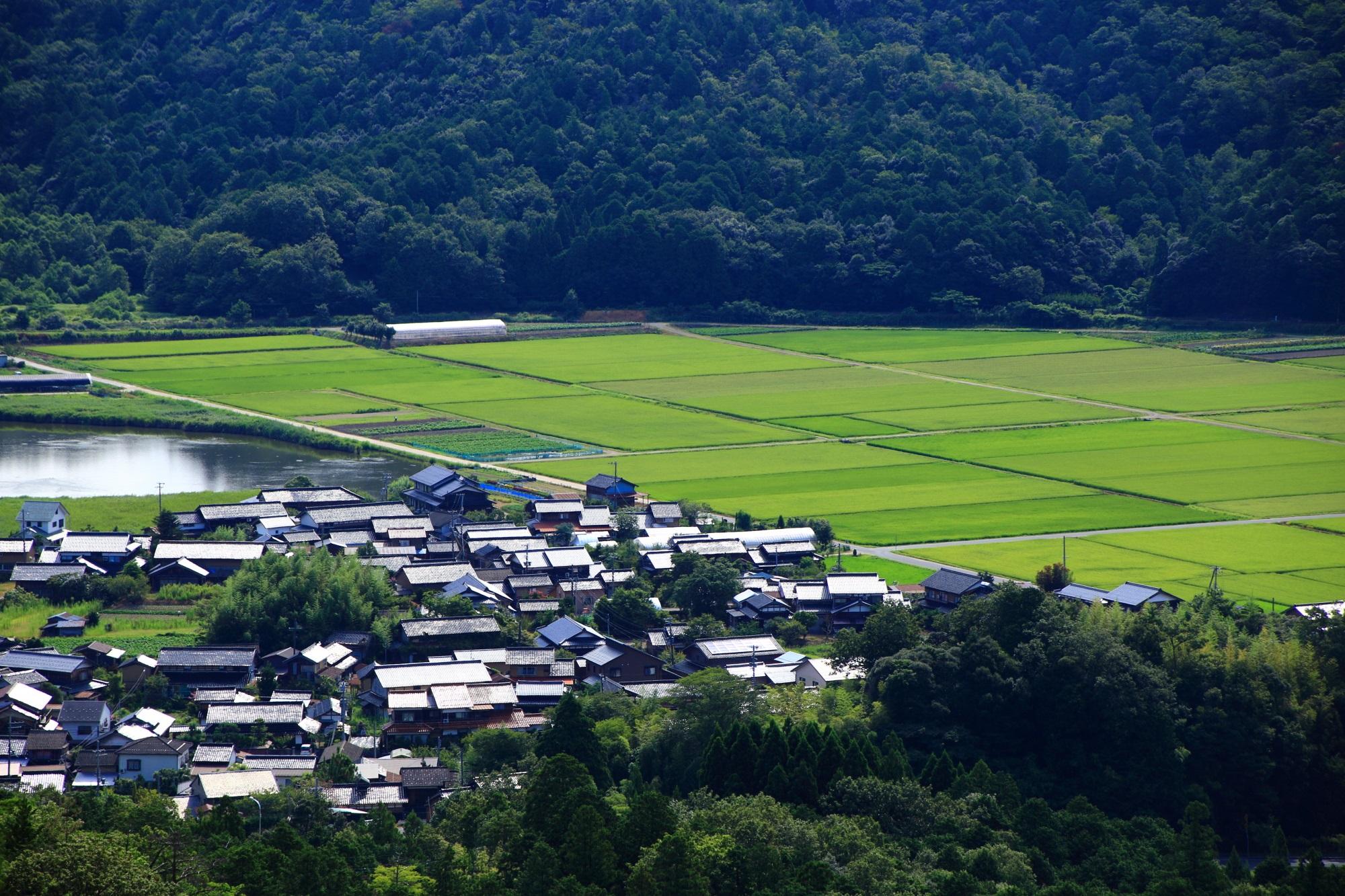 the countryside Kumihama-cho Kyotango Kyoto,Japan