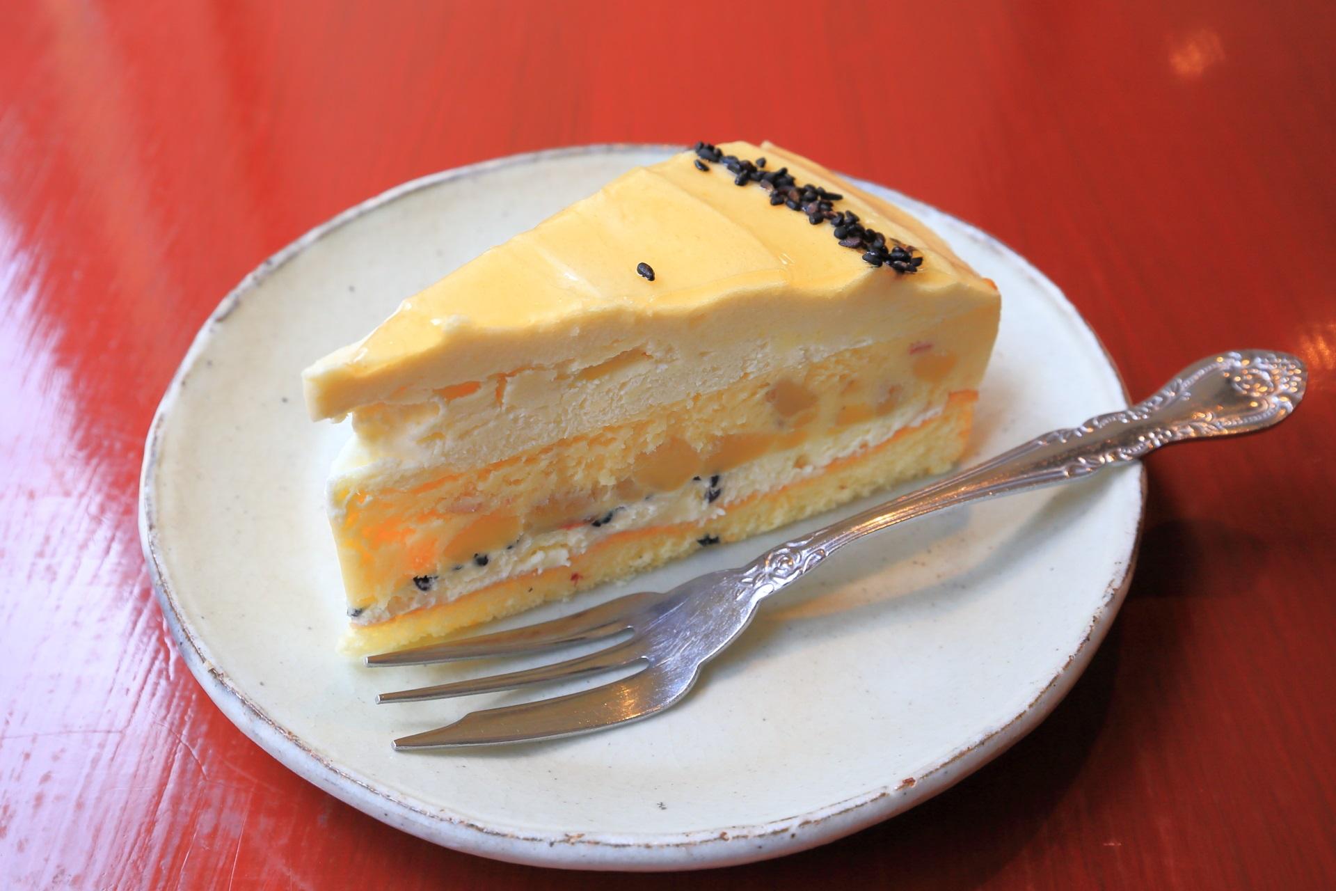 パパジョンズ スイートポテトチーズケーキ