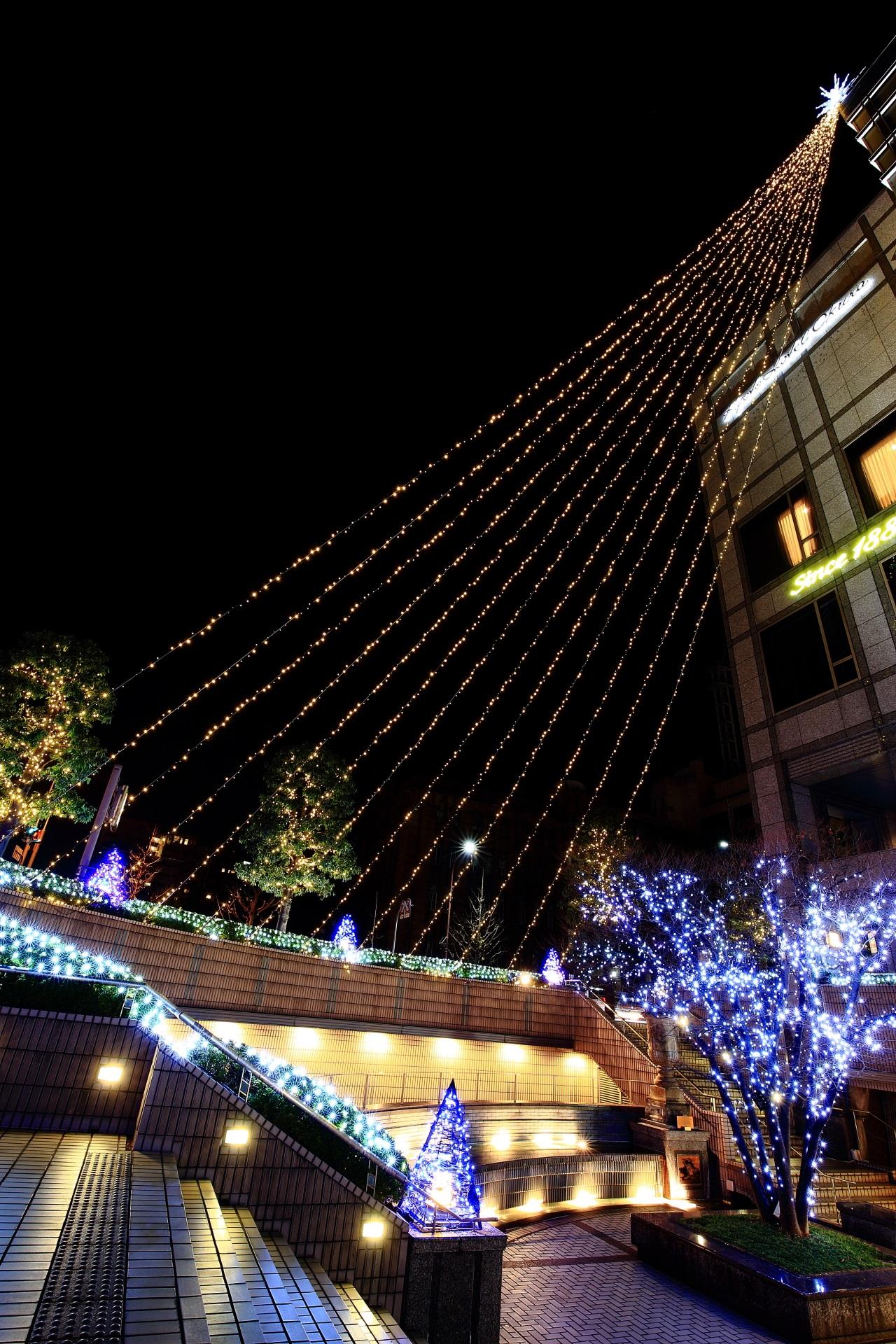 illumination Kyoto-hotelokura